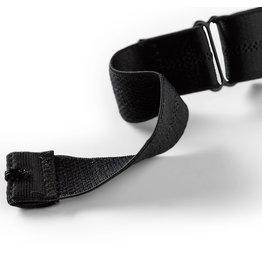 Prym BH-bretellen rugvrij 20 mm zwart