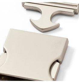 Prym Ceintuurgesp 30 mm zilverkleurig mat