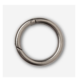 Prym Ringen voor tassen 35 mm oudzilver