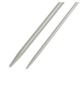 Prym Hulpnaalden ALU 2,50 + 4,00 mm parelgrijs - 2 stuks/pce