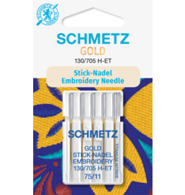Schmetz Borduurnaalden 130/705 H-ET 75/11