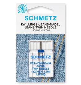 Schmetz Jeans tweelingnaald 4.0/100