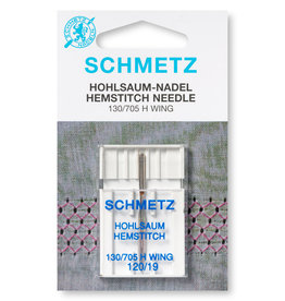 Schmetz Wingnaald - Hem Stitch needle 130/705H 120/19