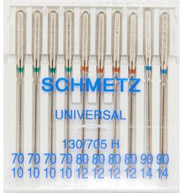 Schmetz Universele naalden assortiment 70-80-90