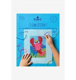 DMC DMC kinderborduurpakket I can stitch kreeft