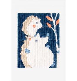DMC DMC Kinderborduurpakket I can stitch egel