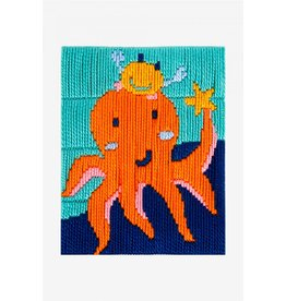 DMC DMC kinderpakket I can stitch octopus