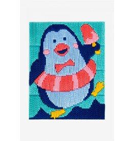 DMC DMC kinderspansteekpakket I can stitch pinguin