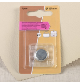 Mediac Mediac onzichtbare magnetische knop 15mm 001