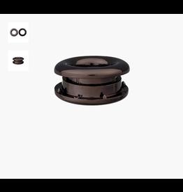 Prym Unin Knopf metalen ring 35mm zwart