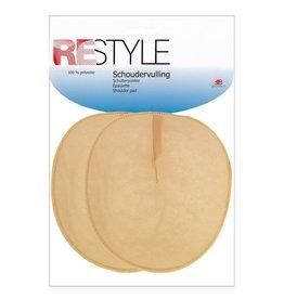 Restyle Restyle schoudervulling rond huidskleur