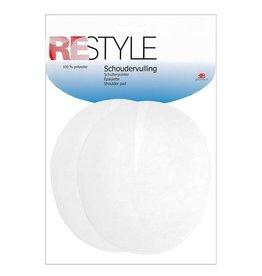 Restyle Restyle schoudervullingen rond wit