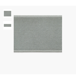 Prym Union Knopf sier elastiek grijs