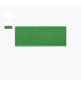 Prym Union Knopf sier elastiek groen