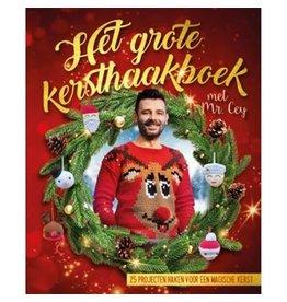 boek: Het grote kersthaakboek met Mr. Cey