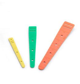 Prym Instekers v. elastieken en bandjes gesorteerd uit kunststof - 3 stuks/pce