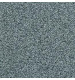 Viscose knitted melang grijs
