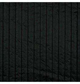 Stepped length zwart