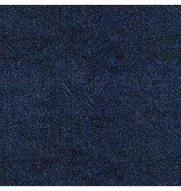 Softshell 3-layer denim blauw