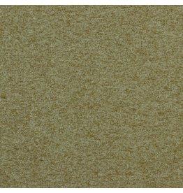 Viscose knitted melang mosterdkleur