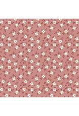 Poppy Poppy Jersey Cute flowers
