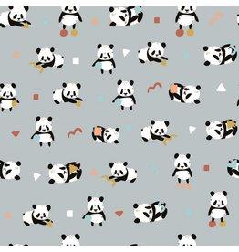 Jersey Gots playing panda's