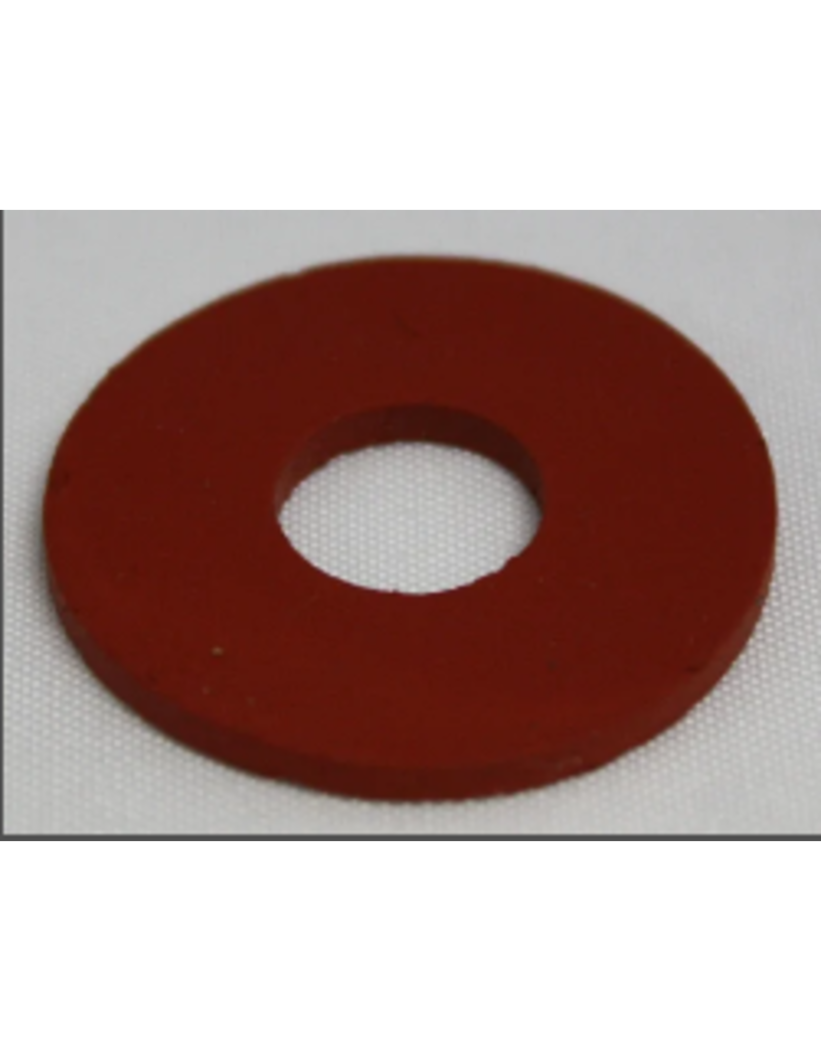 Rubber ring vuldop comel  per 2 st.