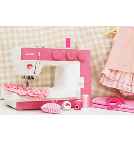 Janome Janome 1522 PG - Anniversary edition Pink