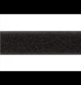 Mediac Velcro zelfklevend lussen 5cm zwart