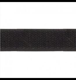 Mediac Velcro niet klevend haak 5cm zwart