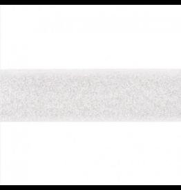 Stéphanoise Velcro niet-zelfklevend lus 5cm wit