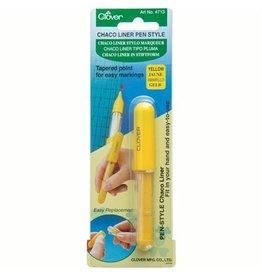 Clover Clover Markeerpen stylo geel
