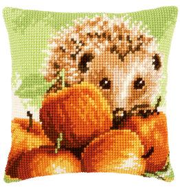 Vervaco Vervaco Kruissteekpakket egel met appels