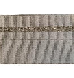 Vervaco Vervaco sierelastiek beige/goud 57mm