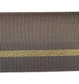 Vervaco Vervaco sierelastiek Bruin/goud 57mm