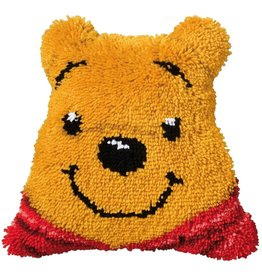 Vervaco Knooppakket kussen Winnie the Pooh