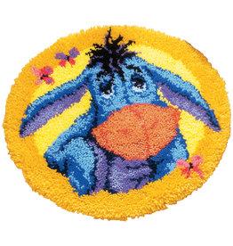 Vervaco Vervaco knooppakket tapijt Winnie the Pooh Iejoor