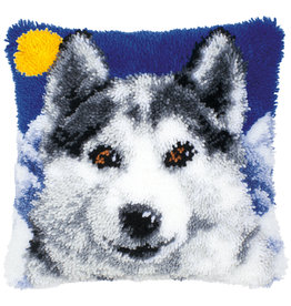 Vervaco Vervaco knooppakket kussen Wolf