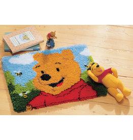 Vervaco Vervaco knooppakket tapijt Winnie the Pooh