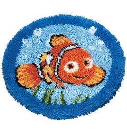 Vervaco Vervaco knooppakket tapijt Nemo