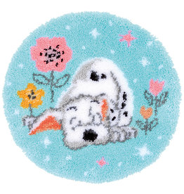 Vervaco Vervaco knooppakket tapijt Kleine dalmatiër