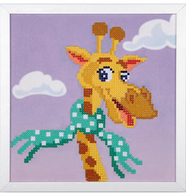 Vervaco Vervaco diamond painting giraf