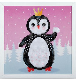 Vervaco Vervaco diamond painting pinguin