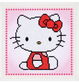 Vervaco Diamond painting Hello kitty