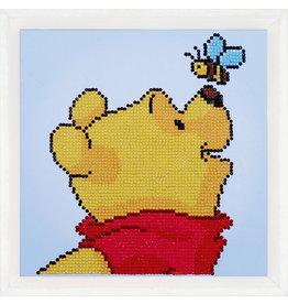 Vervaco Diamond painting Winnie the Pooh