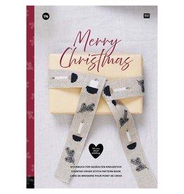 Rico Boek Merry christmas nr. 176 borduren