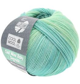 Lana Grossa Lana Grossa Cool Wool Baby Dégradé 502