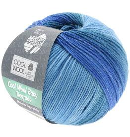 Lana Grossa Lana Grossa Cool Wool Baby Dégradé 504