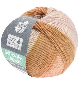 Lana Grossa Lana Grossa Cool Wool Baby Dégradé 511