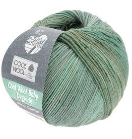 Lana Grossa Lana Grossa Cool Wool Baby Dégradé 510